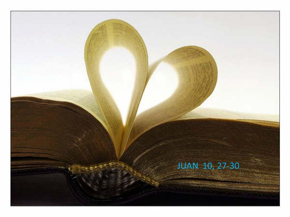 JUAN 10, 27-30