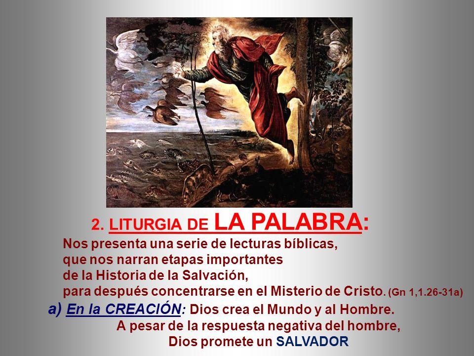 - Y las VELAS que llevamos en las manos, nos recuerdan que, unidos a ese Cristo, también nosotros venceremos...