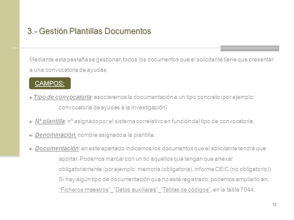1 Oficina de Servicios, O+Iker FUNDANET: MÓDULO DE CONVOCATORIAS ...