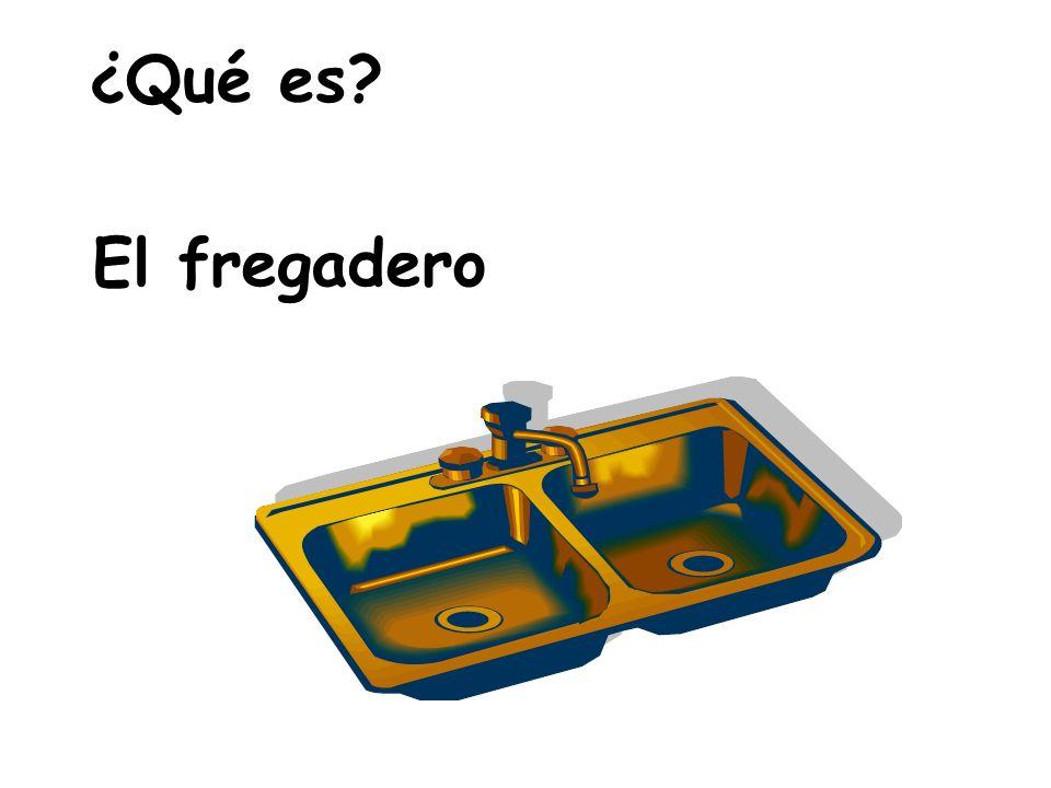 ¿Qué es El fregadero