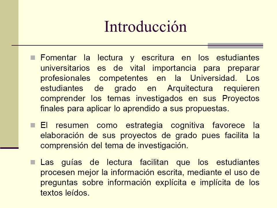 Programa de Alfabetización Académica Diplomado en Lectura y ...