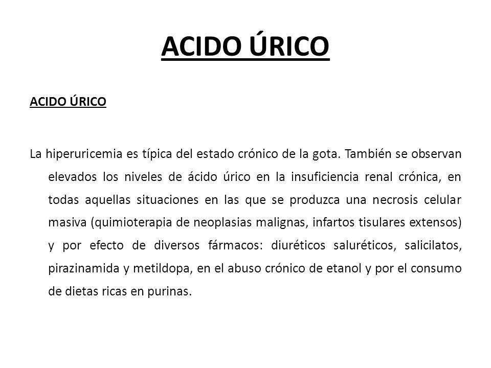 cuales son las causas del acido urico alto que frutas tienen acido urico que alimentos consumir para eliminar el acido urico