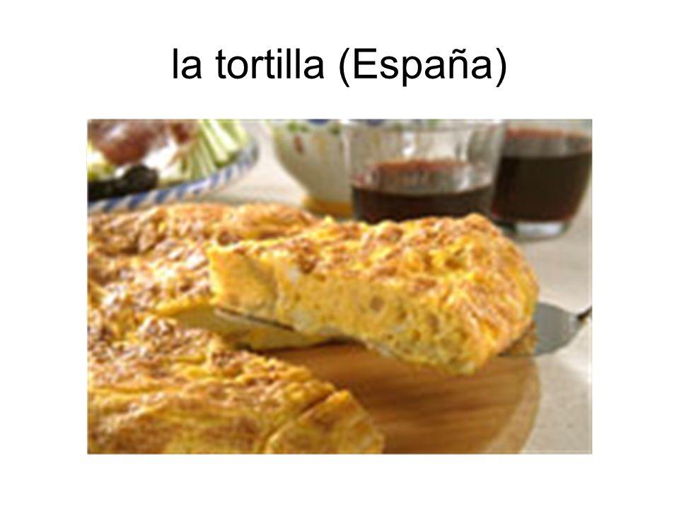 la tortilla (España)