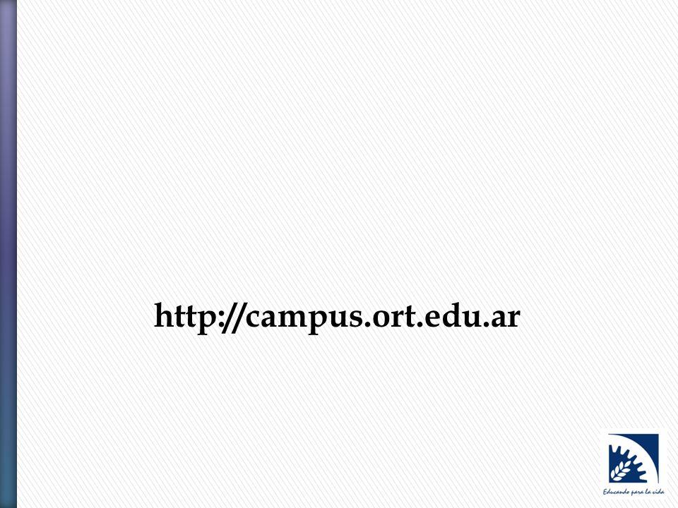 http://campus.ort.edu.ar