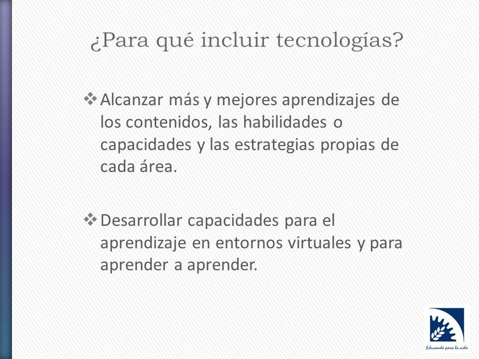 Programa de Capacitación Inclusión de TICs y TACs en la planificación de clases
