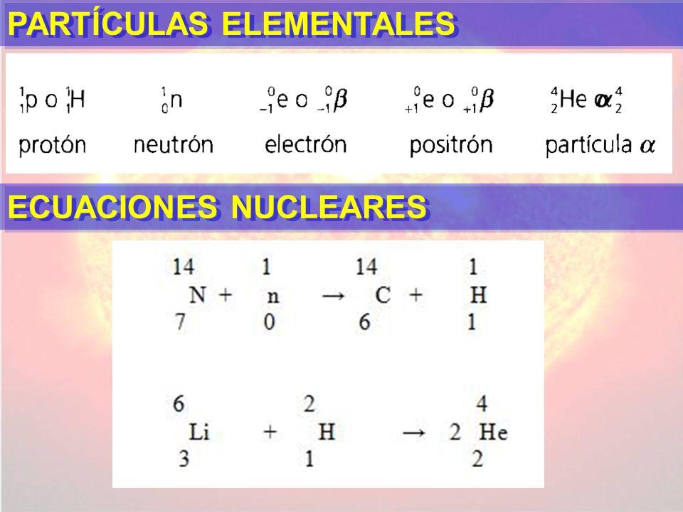Bonito Escribir Ecuaciones Nucleares Hoja Respuestas Friso - hojas ...
