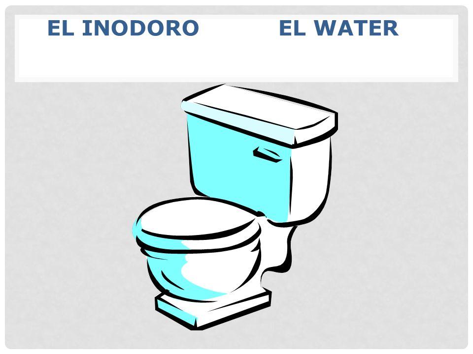 EL INODORO EL WATER