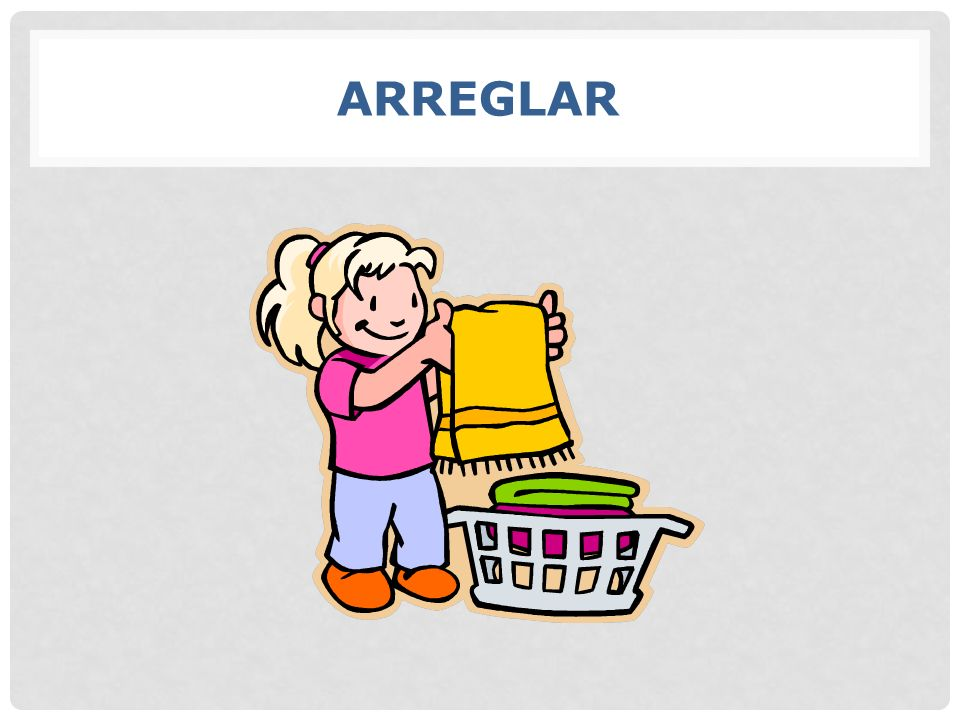 ARREGLAR