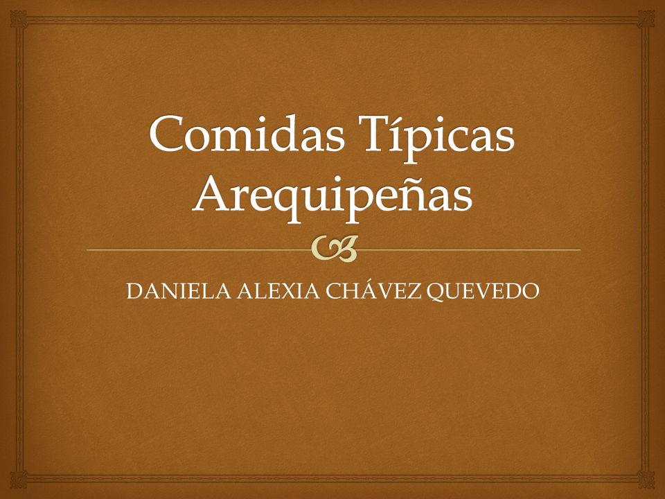 DANIELA ALEXIA CHÁVEZ QUEVEDO