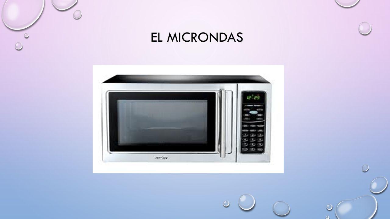 EL MICRONDAS