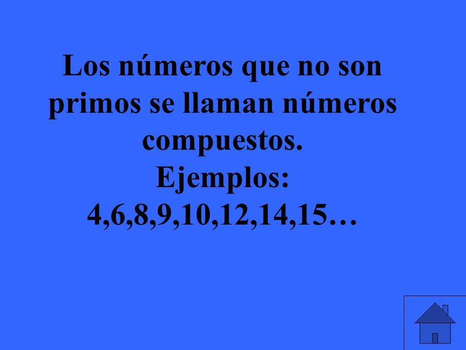 Que son factores de un numero?