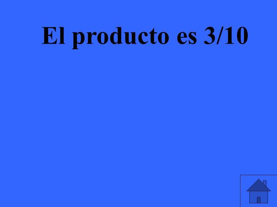 Cual es el producto de esta división ¾ ÷ ½ Asegurate de simplificar