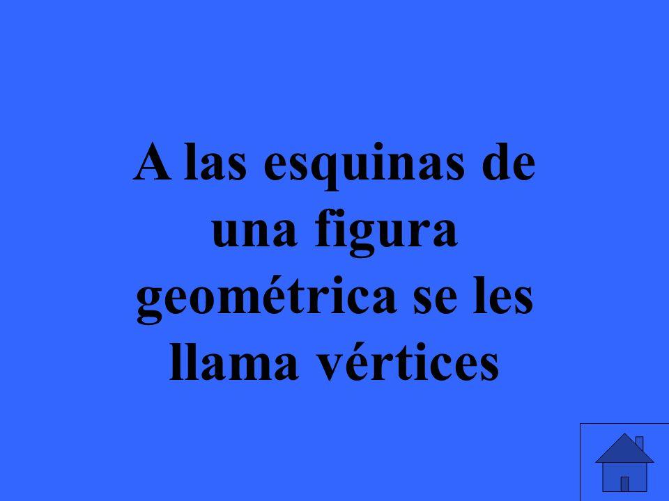 Como se les llama a los lados de una figura geométrica tridimensional