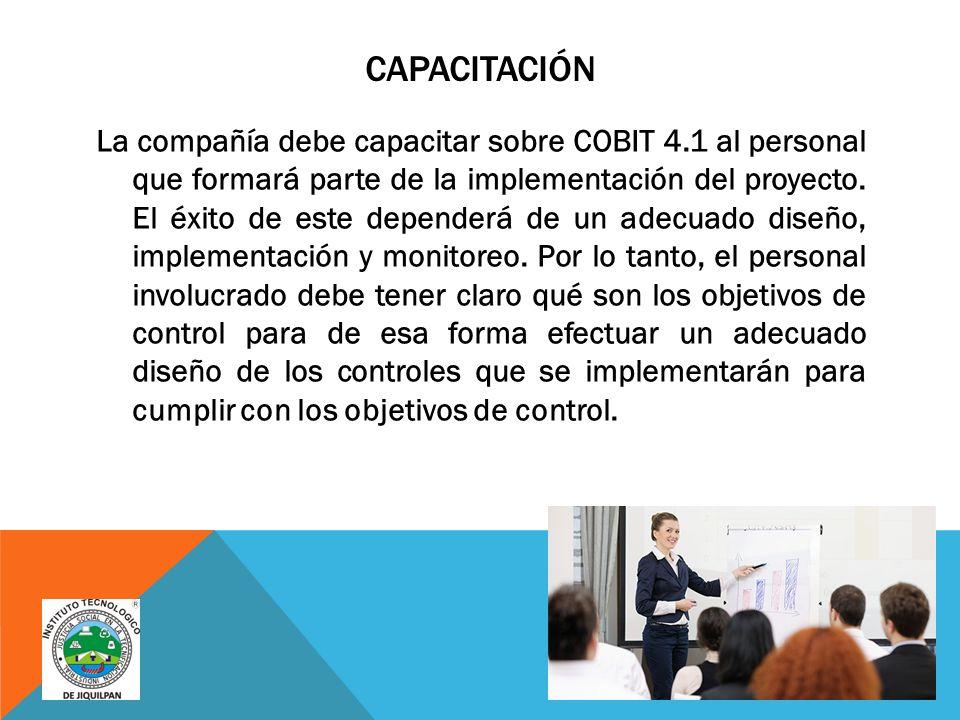 EVALUACIÓN DE SITUACIÓN ACTUAL Se debe evaluar cuál es la situación actual del área de TI de la compañía.