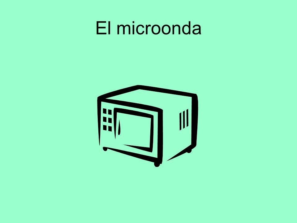 El microonda