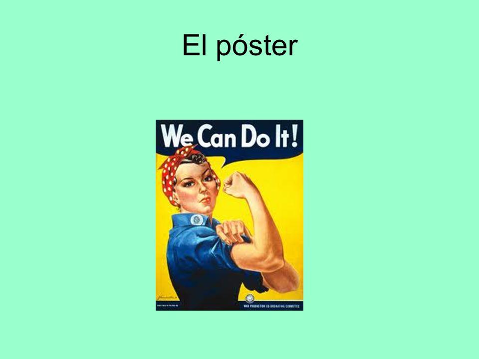 El póster