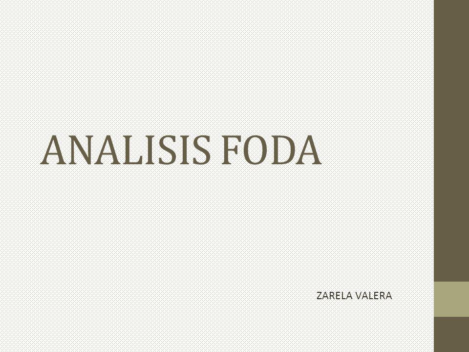 ANALISIS FODA ZARELA VALERA