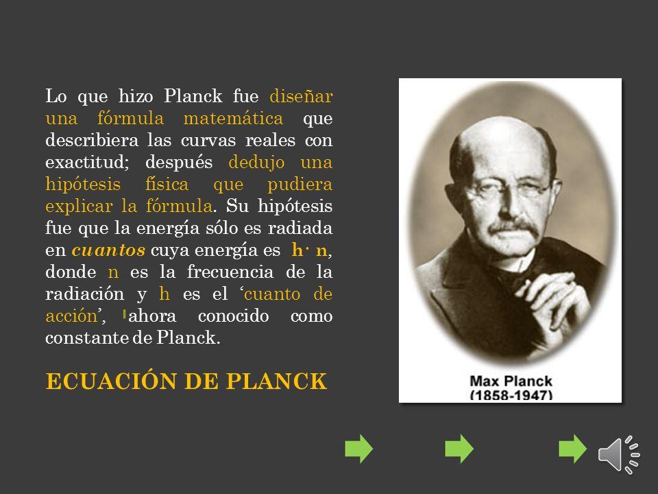 Resultado de imagen de Las unidades de Planck