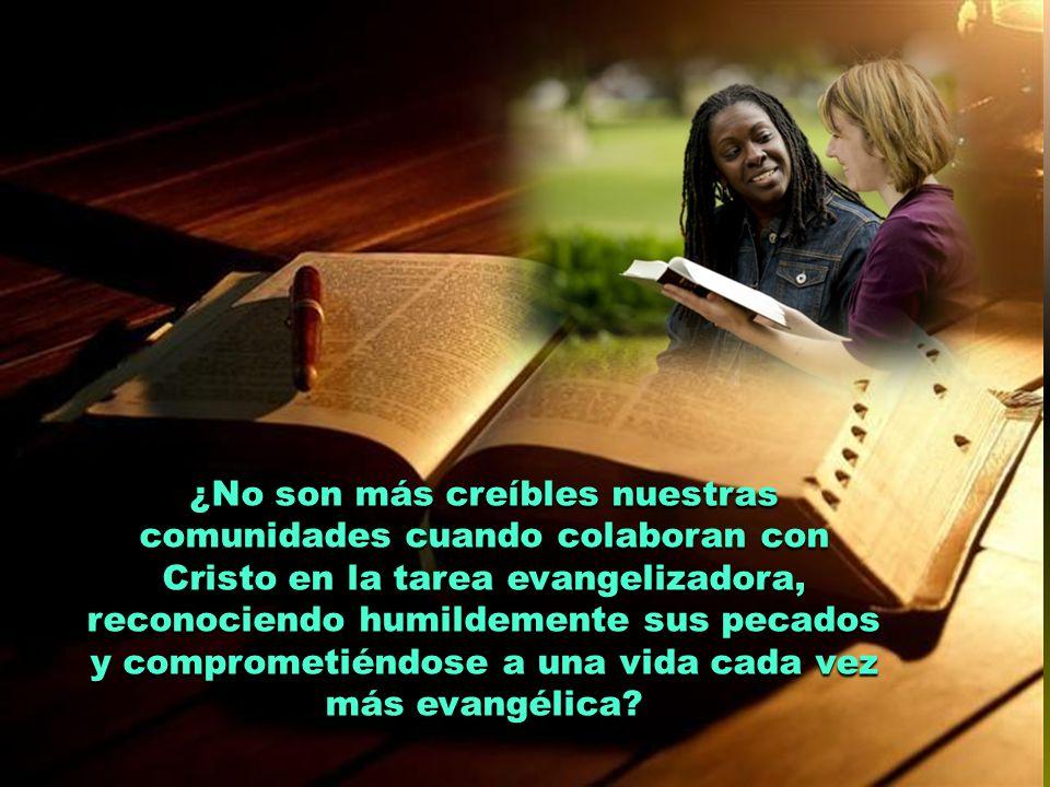 Es muy grave habituarnos a ocultar la verdad pues nos impide comprometernos en una dinámica de conversión y renovación.