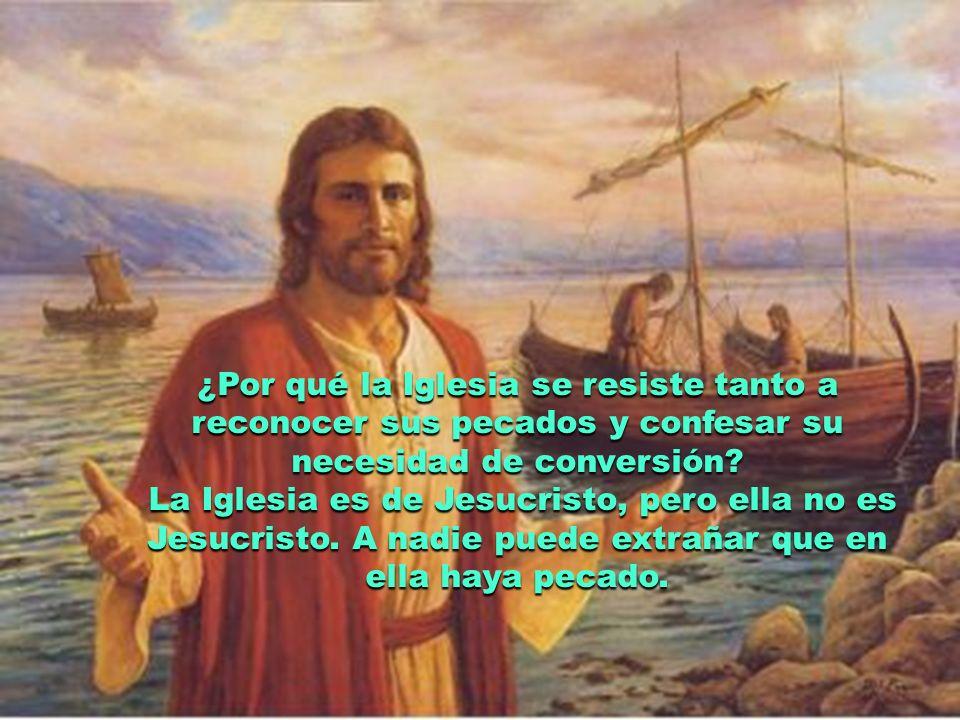 Jesús le quita el miedo a ser un discípulo pecador y lo asocia a su misión de reunir y convocar a hombres y mujeres de toda condición a entrar en el proyecto salvador de Dios.