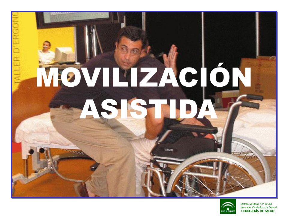 Movilizar personas no es lo mismo que mover cosas.