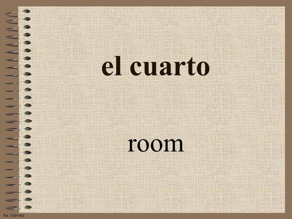Sra. Schwarz el cuarto room