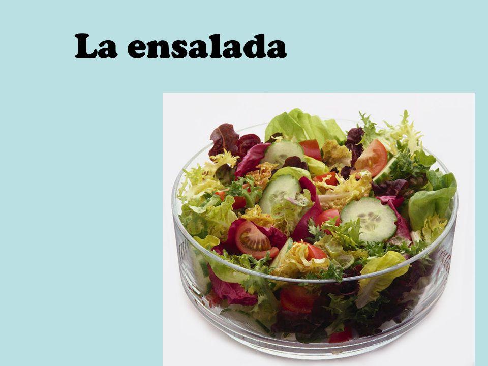 La ensalada