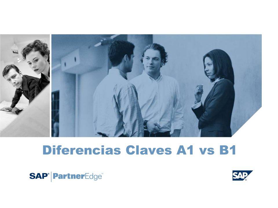 Diferencias Claves A1 vs B1