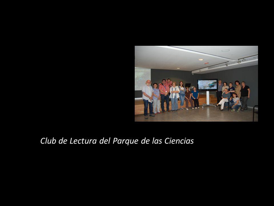 Club de Lectura del Parque de las Ciencias