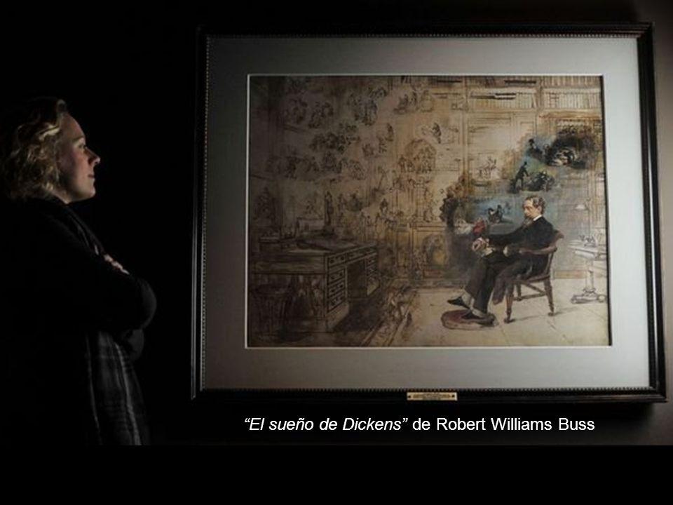 El sueño de Dickens de Robert Williams Buss