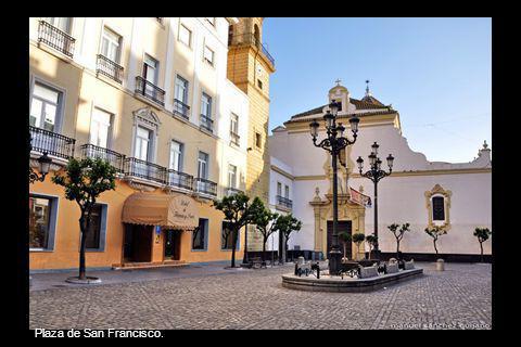 Plaza de Candelaria.