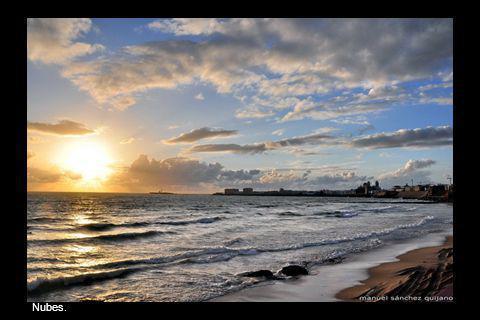 Playa Victoria.
