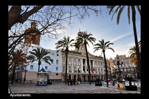 Patio. Centro Cultural Reina Sofía.