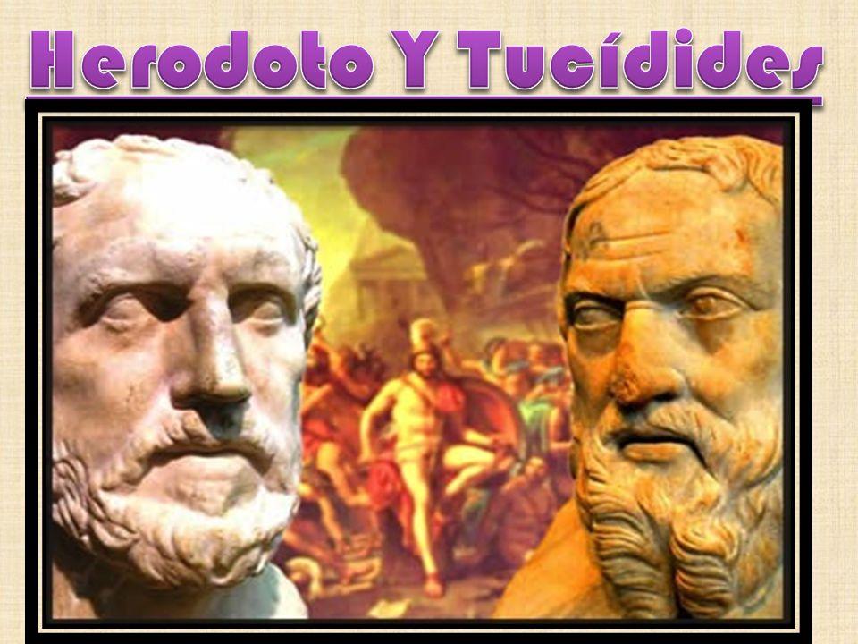 Para C. estos dos autores consideraros respectivamente como padre de la historia y padre de la historia psicológica no tienen ni continuación ni reper