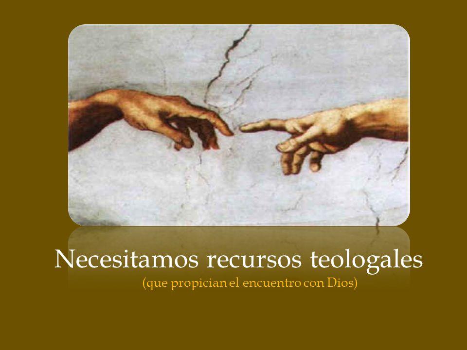 Además de buena teología (reflexión que ayuda a comprender mejor a Dios)