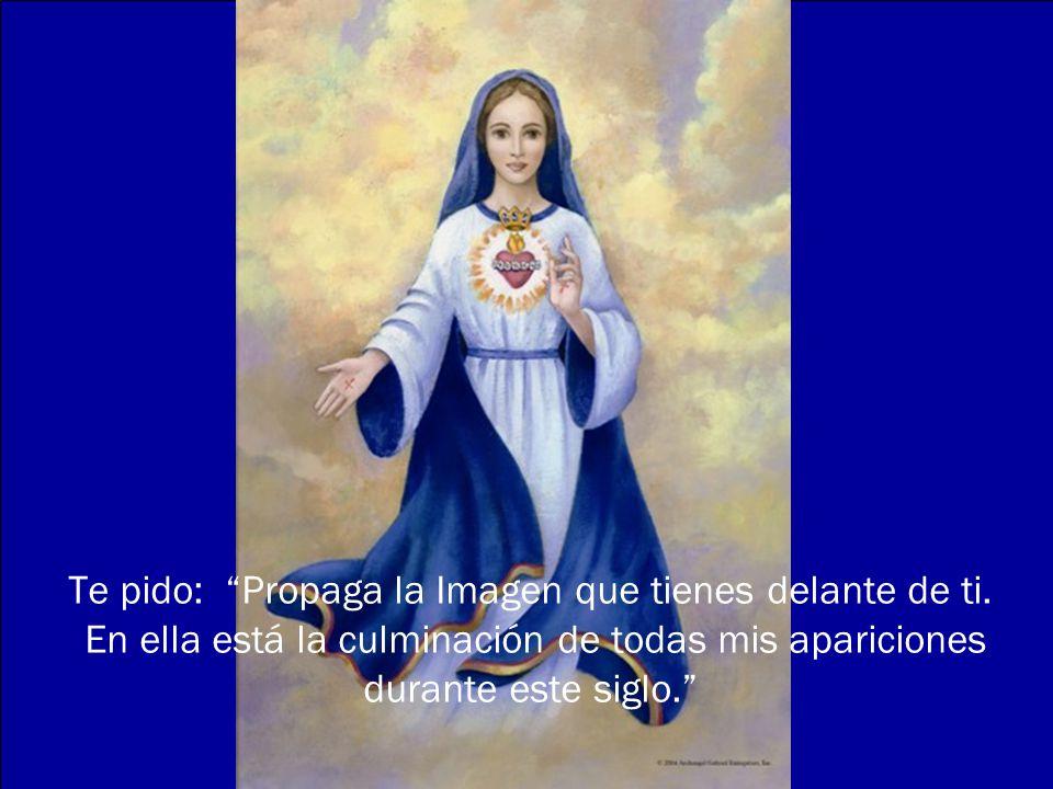 Toda la Gloria al Padre y al Hijo y al Espíritu Santo.