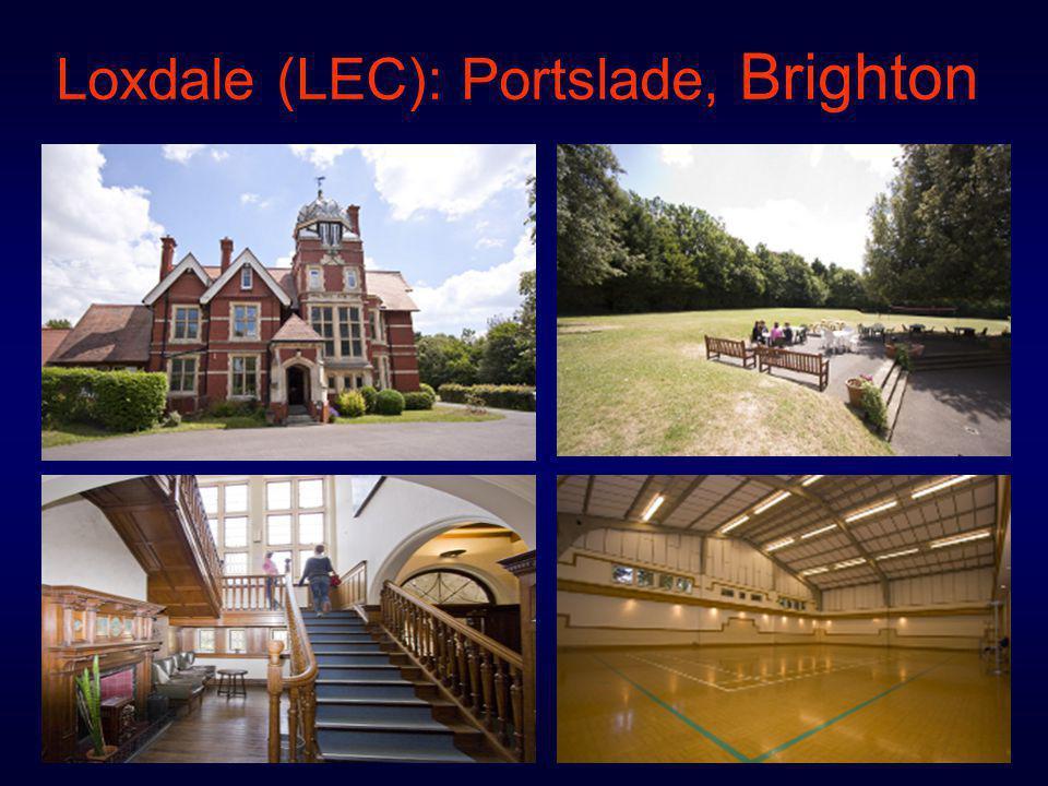 16 Loxdale (LEC): Portslade, Brighton