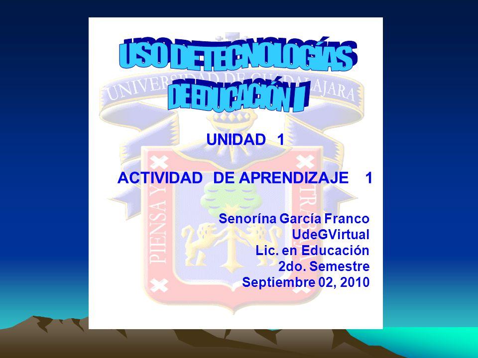 Senorína García Franco UdeGVirtual Lic.en Educación 2do.