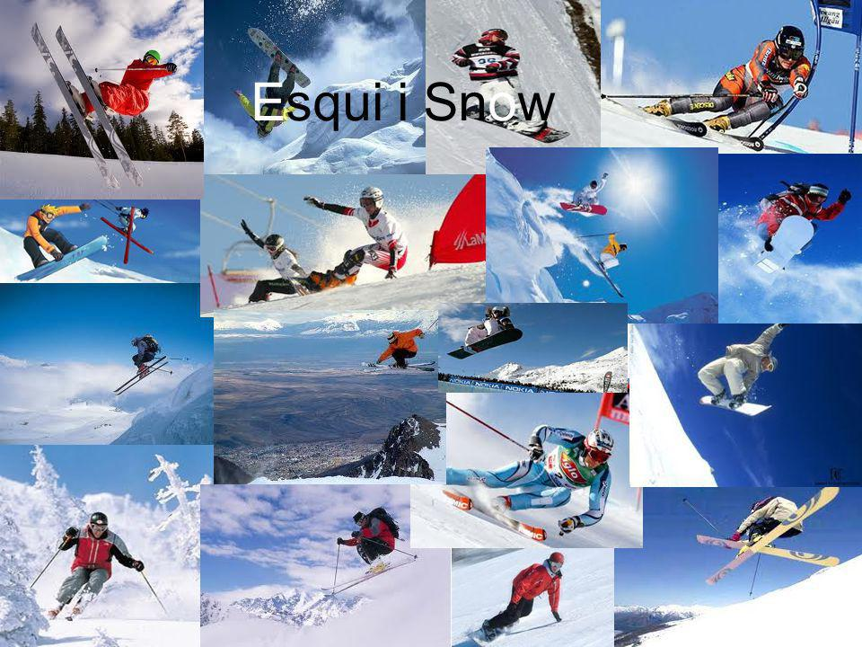 Esqui i Snow