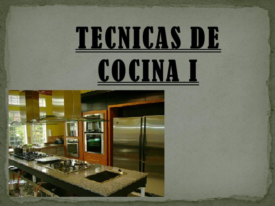 Es un conjunto de locales y establecimientos cuyas instalaciones dotadas de un material especifico, permite el desarrollo del trabajo de la profesión de cocinero