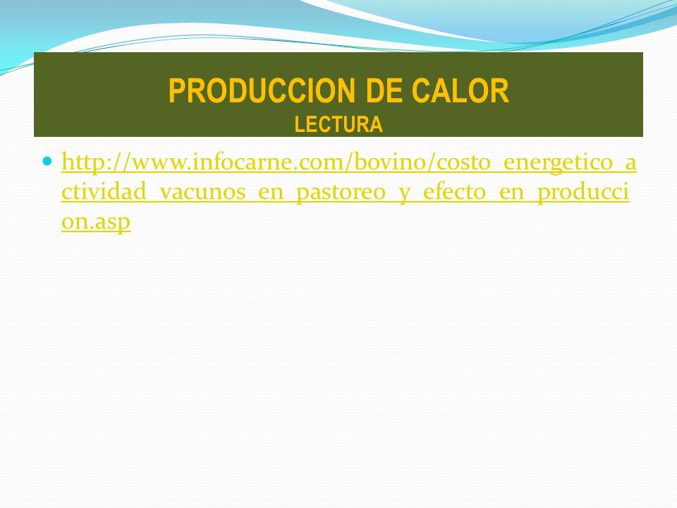 http://www.infocarne.com/bovino/costo_energetico_a ctividad_vacunos_en_pastoreo_y_efecto_en_producci on.asp http://www.infocarne.com/bovino/costo_ener