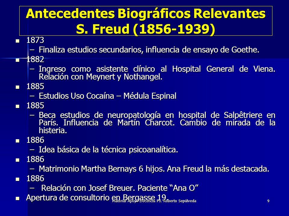 Material Apoyo Docencia Ps.Roberto Sepúlveda20 Legado del Movimiento Psicoanalítico.