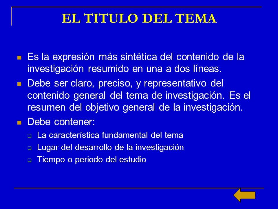 ELEMENTOS DEL MARCO TEÓRICO Fundamentalmente está conformado por tres elementos básicos que son: CONOCIMIENTOS SOBRE EL TEMA LAS VARIABLES LAS HIPÓTESIS