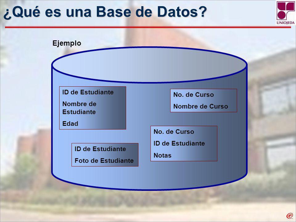 Base de Datos Jerárquica Es aquella donde los datos se presentan en nivel múltiples que represente con raíz y sus ramificaciones.