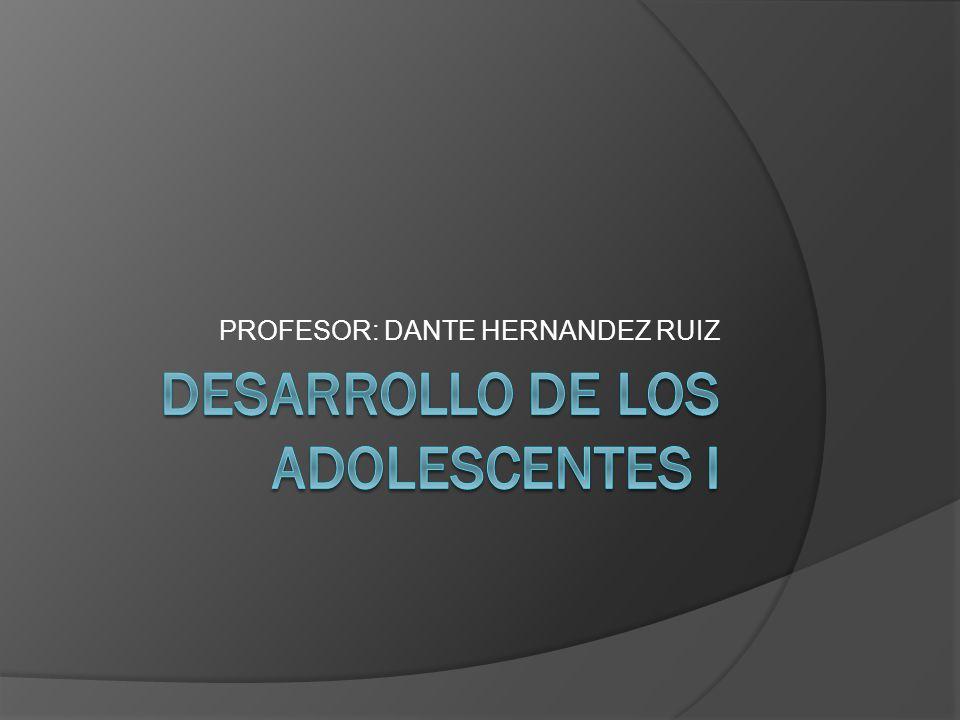 PROFESOR: DANTE HERNANDEZ RUIZ