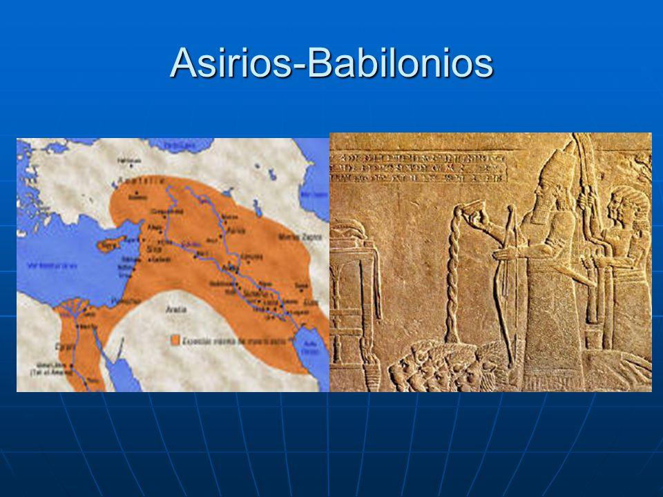 Asirios-Babilonios