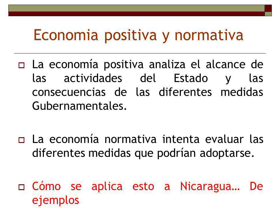 Otras cuestiones económicas fundamentales Cómo debe de producirse?.