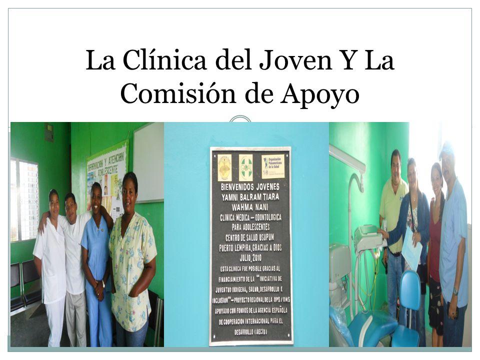 La Clínica del Joven Y La Comisión de Apoyo
