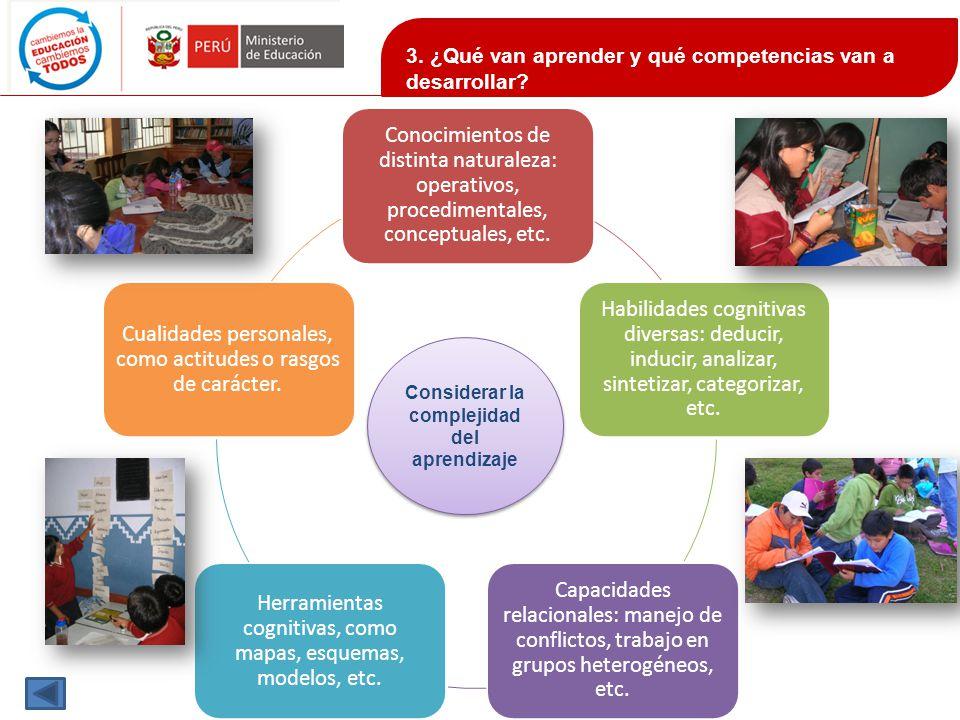 Algunas conclusiones Por ello es importante que cada docente pueda ir encontrando la mejor forma de hacer su planificación y programación curricular.