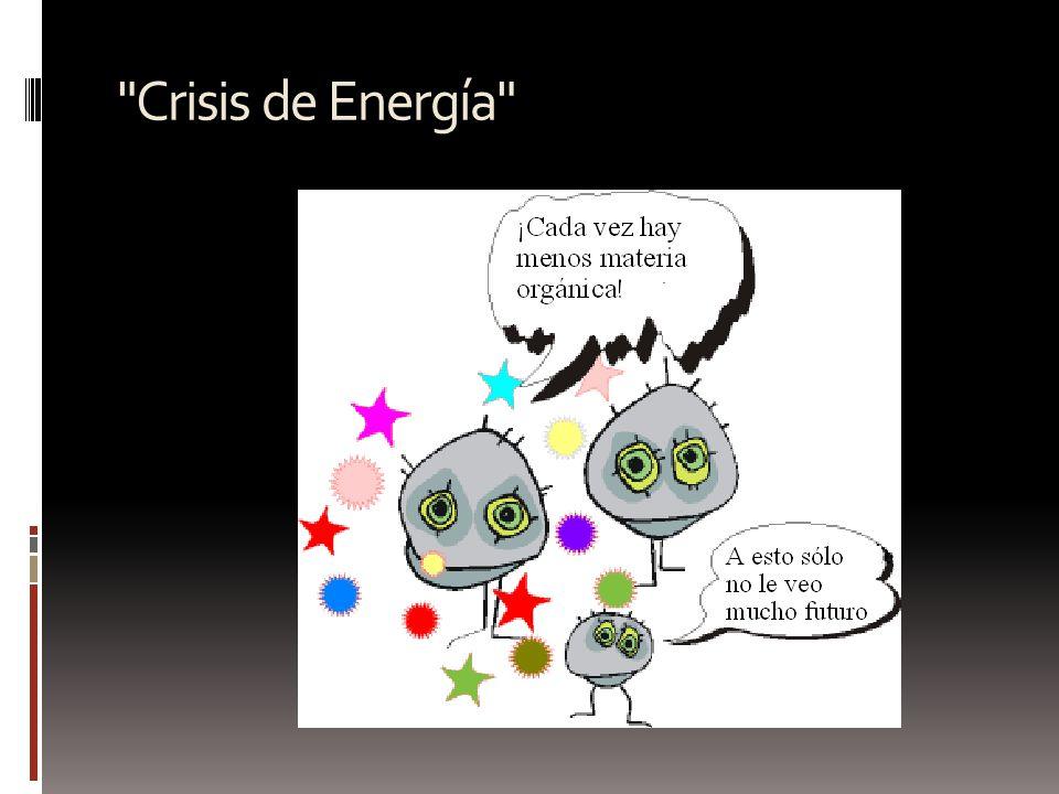 Crisis de Energía